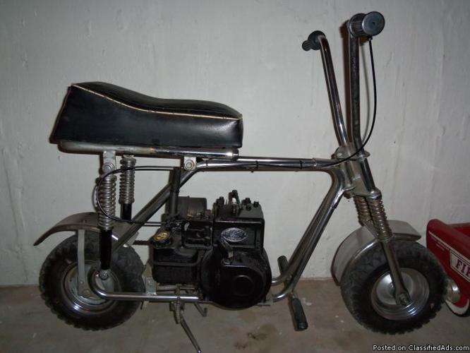 1969 1970 Eltigre Mini Bike All Original Price 275 00 For Sale