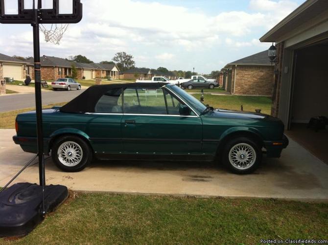 1991 BWM 325 i - Price: 900