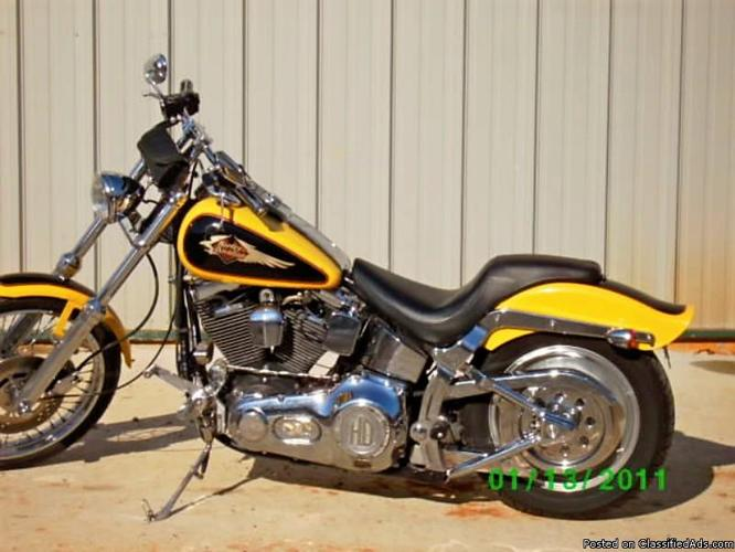 1995 Harley Davidson 1300 softail - Price: 6000.00