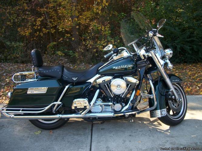 1996 Harley Davidson Road King - Price: 8,800.00