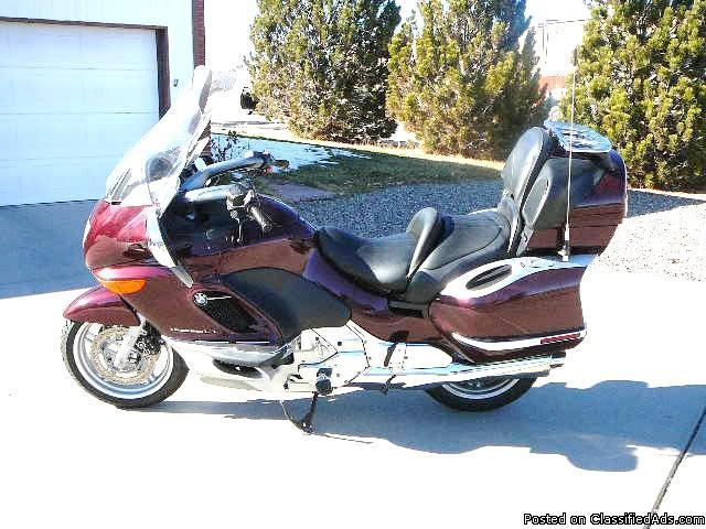 1999 BMW K1200LTC REDUCED PRICE - Price: 4,500.