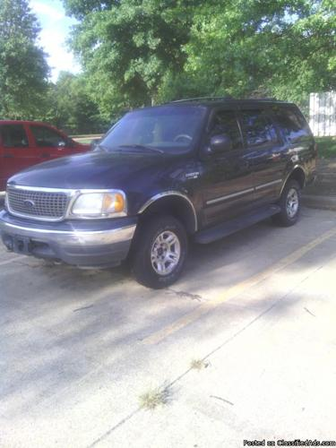 2000 Ford exprdition xlt 4x4 - Price: 2000 or obo
