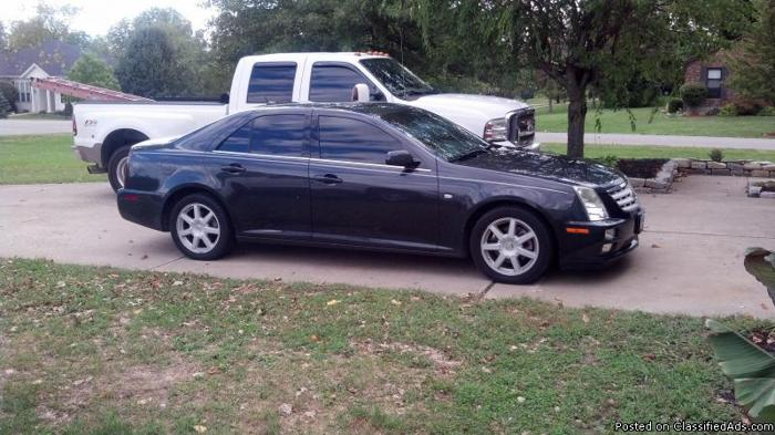 2005 Cadillac STS - Price: $9500