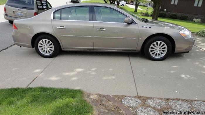 2006 Buick Lucerne CX - Price: $11,000