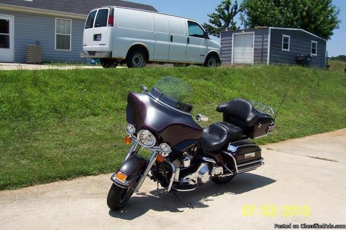 2006 Harley Davidson Electra Glide Classic - Price: 14,000