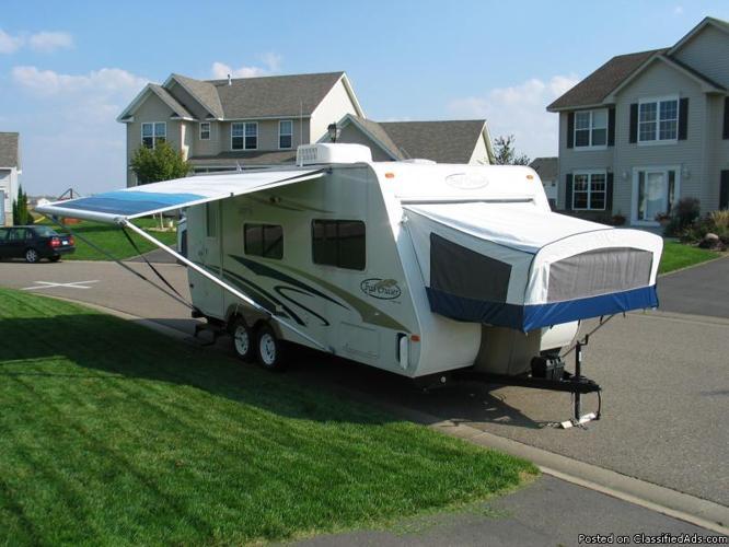 2006 Trail-Cruiser, 21ft. camper - Price: $10,500/obo