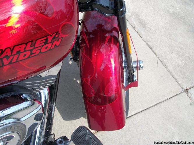 2007 Harley Davidson Softtail Springer Classic - Price: $18,500.00