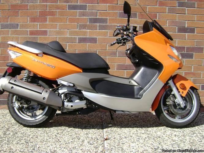 2007 kymco 500 xciting - Price: 3,500