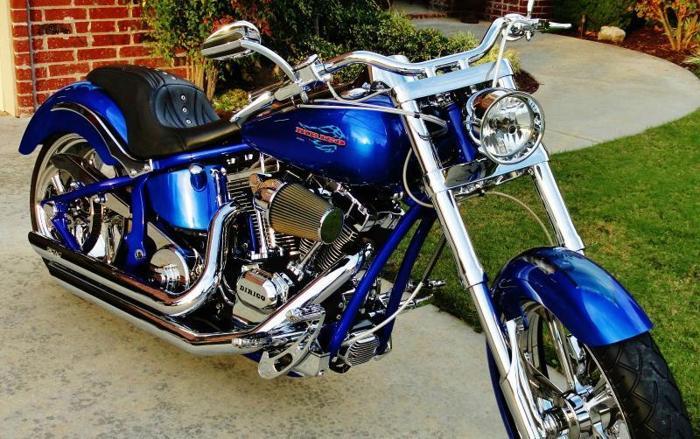 2010 DIRICO Pro Street Custom