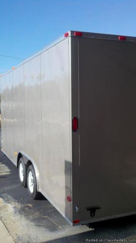 2012 8.5 x 18ft Concession Trailer - Price: $19,500