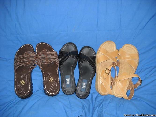 4 Pairs of GREAT Shoes, SIZE 9 - Price: 20.00