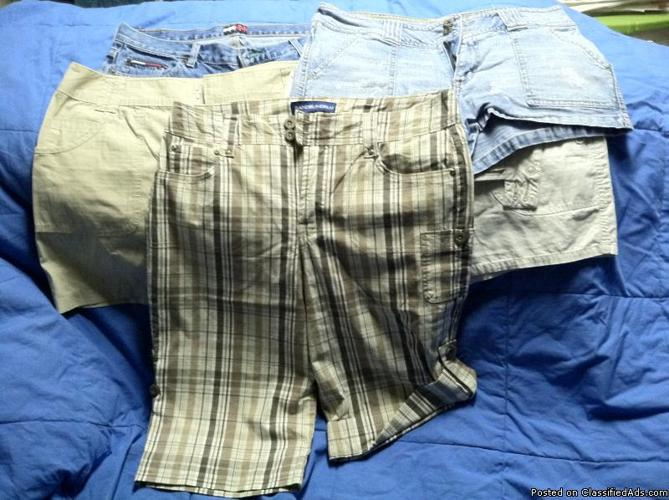 5 Pair of Shorts!!! Size 11!!! - Price: 25.00 B/O