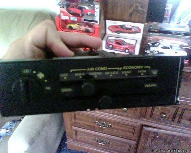 82-92 camaro parts