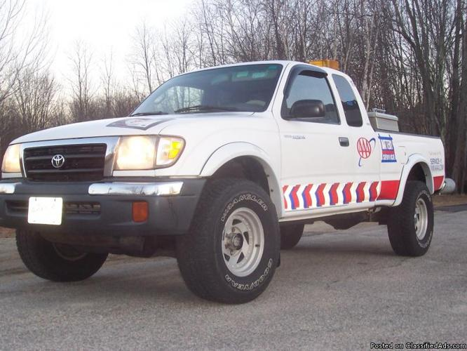 AAA 1999 Toyota Tacoma 4WD SR5 X-CAB !!!! NO RUST!!!SOUTHERN TRUCK - Price: 7500