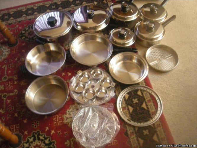 Amway Queen cookware - Price: $1500.00
