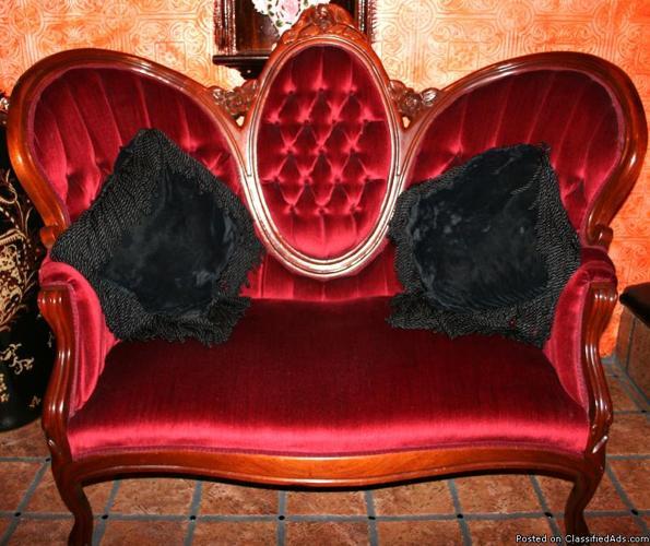 Antique Sofa - Price: $1500.00 or offer