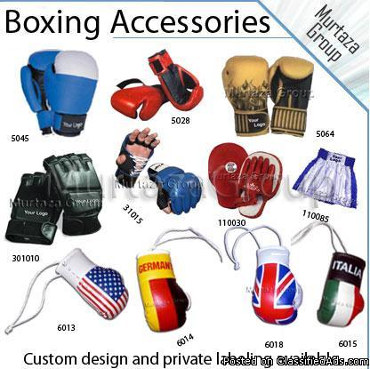 Boxing & MMA Gloves - Price: 39.95