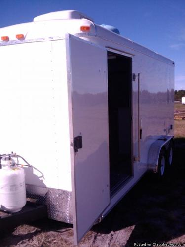 Brand New 2012 Concession Trailer Loaded! $21,499 - Price: $21,499