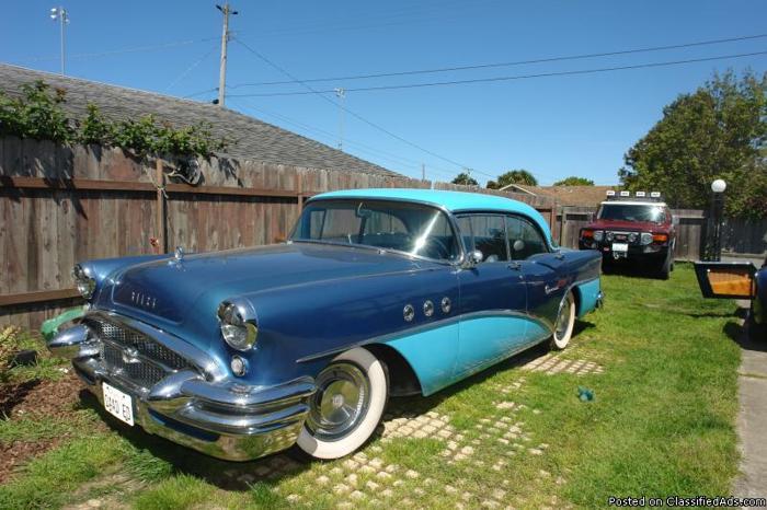 buick 1955 - Price: $11,000 OBO