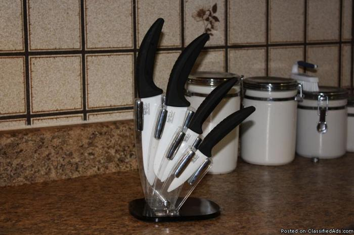 Ceramic Knives - Price: 125.00