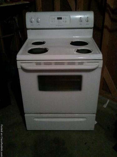 Electric stove - Price: $100