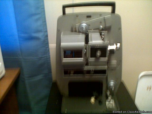 film projector - Price: 250.00