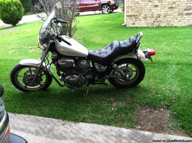 FOR SALE GREAT MOTORCYCLE YAMAHA VIRAGO 750
