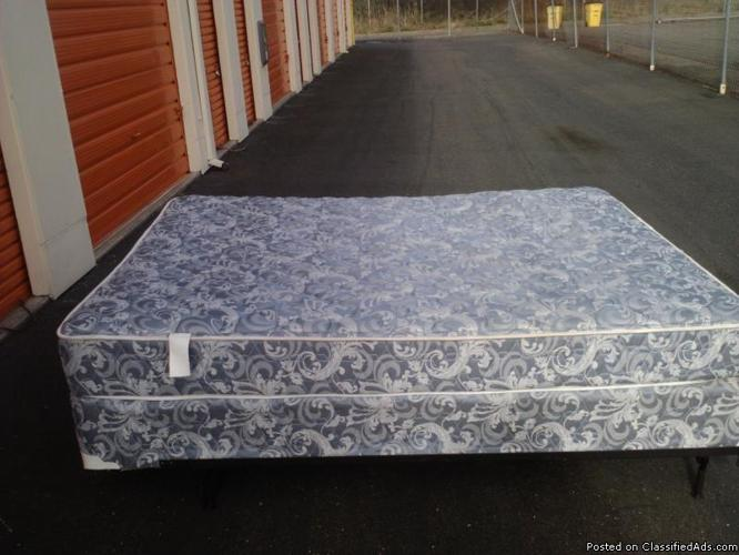 full size bed - Price: $100