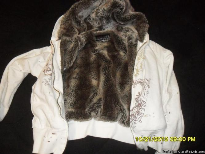 Furry Winter Coat