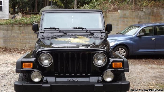 Golden eagle Jeep one owner pirce to sell - Price: 15000