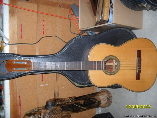 guitar and clarinet - Price: $65 ea.