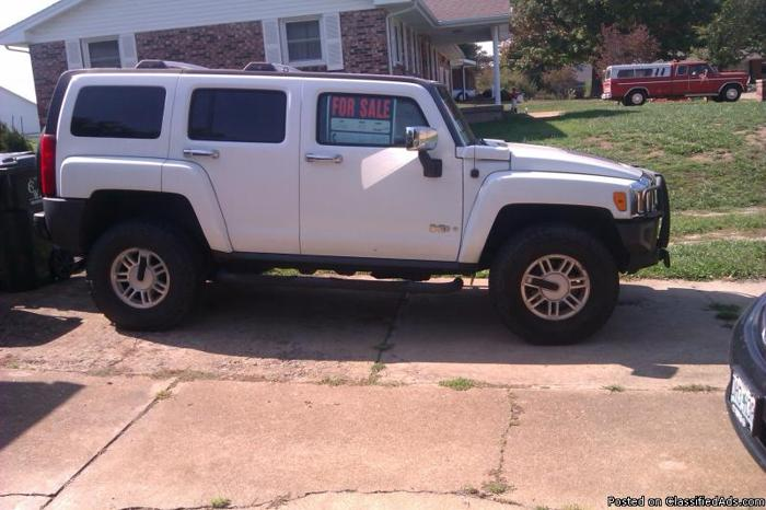 H3 HUMMER FOR SALE - Price: $13,890