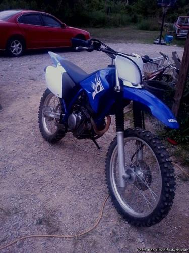 have a nice dirt bike forsell - Price: 1100