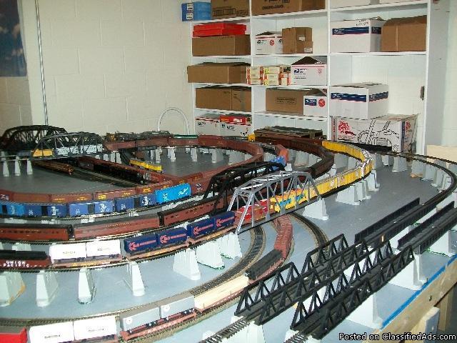 HO trains (OBO) - Price: 10000.00