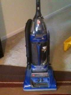 Hoover Windtunnel Vaccuum Cleaner - Price: 45.00