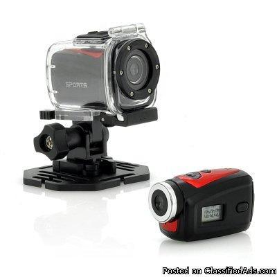 Mini Sports Camera