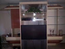Moving... couches, dining room table, entertainment center custom made from south beach - Price: 700 for everything