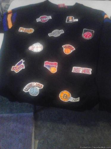 NBA logo Outfit