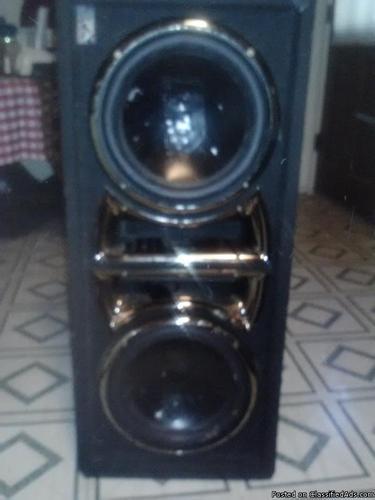 SPEAKERS - Price: $100