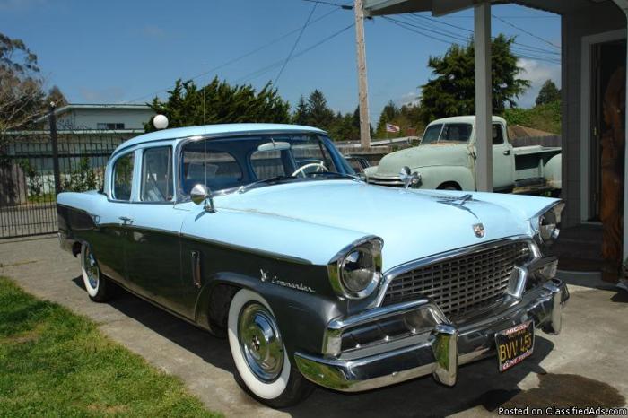 studebaker 1956 - Price: $10,000 OBO