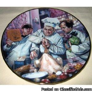 Three Stooges Collectables - Price: Prices Vary