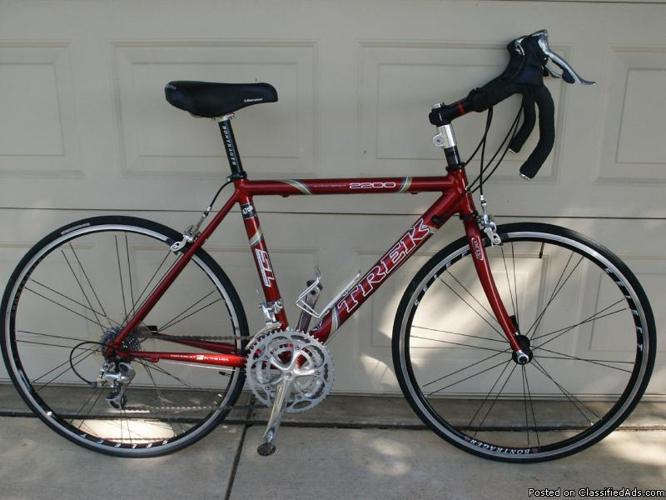 TREK 2200 - Price: 600