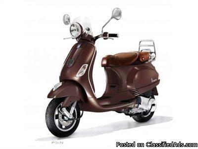 Vespa LZV 150 Cappaccino Brown - Price: $4850