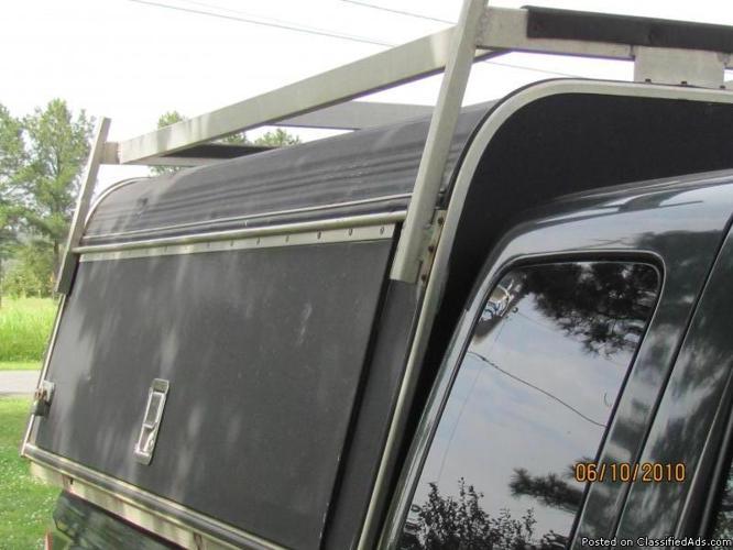 work truck cap - Price: 300.00