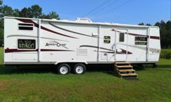 2005 Ameri-Camp, All Season, Travel Trailer, Sleeps 10 Adults, All Season We are the second owners of this good condition travel trailer. The travel trailer has hardly been driven and has never been smoked in or had pets. NADA lists the average retail