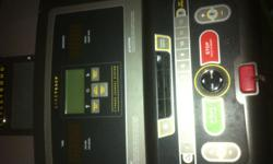 $1200 livestrong treadmill,1 yr old...new condition...multiple speeds..multiple settings...built in fan with 3 different fan settings...2 built in speakers...already put together....contact scott @ -- or @ --..im in tupelo..im asking for $800 or best