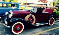 Rare, all steel, immaculate restoration - 4 cylinder - good driver and completely original. https://www.cacars.com/Car/Plymouth/PA_Roadster/1931_Plymouth_PA_Roadster_for_sale_1012327.html