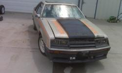1979 Mustang Indy Pace Car, 302 v-8 manual transmission, sold as a project car. It is complete but does not run. Its an original from the Factory Indy Pace car version. This has been in a storage bay for many years and was on the bucket list of projects.