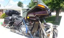 1980 Honda Goldwing Interstate, 68,000 miles, 1100cc.  Phone () - or () -.  As-is.