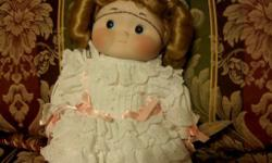 1985 Dolly Dingle Doll Mint Condition. Comes with original box, doll stand, and papers. $45 obo Jonesboro area email me at jejmej1@yahoo.com